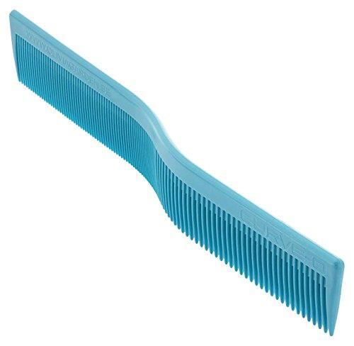 Olivia Garden Curve-O Peigne Bleu