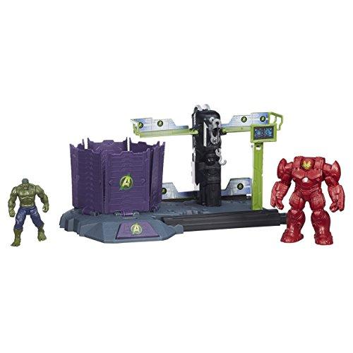 Marvel - Avengers Age of Ultron, Set da gioco con Hulk e Hulkbuster