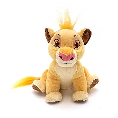 Peluche Disney El Rey León Simba (19 cm)