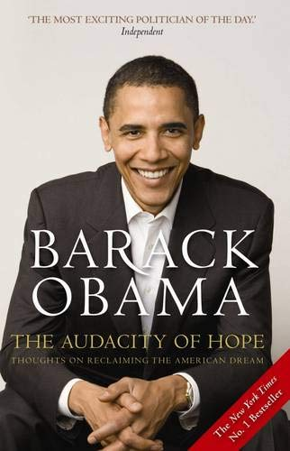 The Audacity of Hope Cover Image