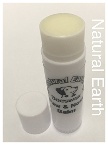 All Natural Dog Balm for Paws and Nose 5ml