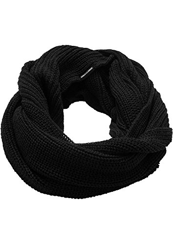 Urban Classics Tube Scarf, Color:black;Größe:one size