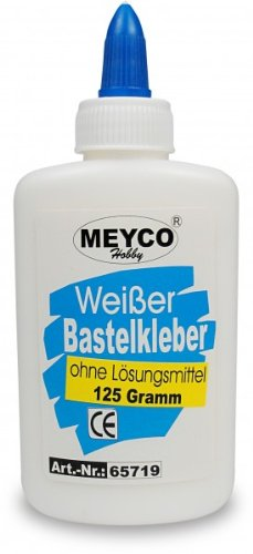 Preisvergleich Produktbild Bastelkleber 125g, Meyco