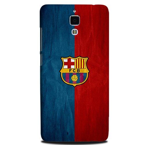 Xiaomi MI4 designer case and cover printed mobile back cover StyleO FC Barcelona