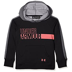 Under Armour Mädchen Favorite Fleece Hoody Oberteil