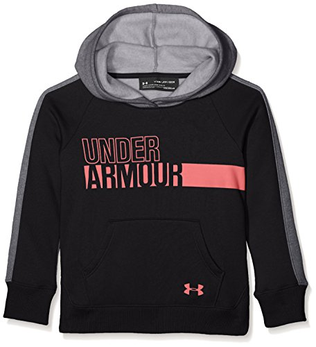 UNDAS|#Under Armour Under Armour Mädchen Favorite Fleece Hoody Oberteil Black YXS