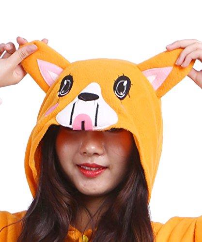 AKAAYUKO Uomini Donna Animali Onesies Kigurumi Costume Cosplay Homewear Amore Cane