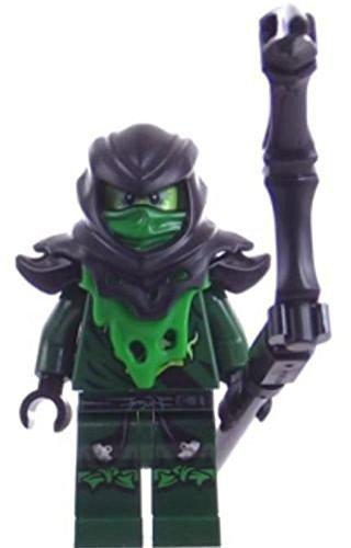 LEGO® Ninjago: Possessed Evil Lloyd Green Ghost Ninja Minifigure