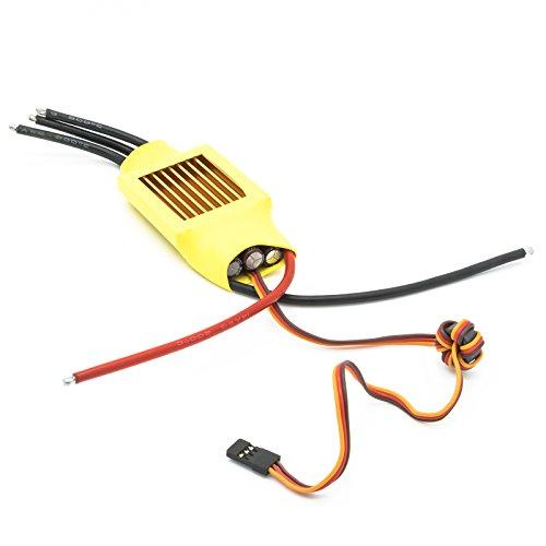 Adapter Universe RC Brushless ESC Lipo Fahrt Regler 80A BEC 3A 5V 2-5S Lipo 5-18S NI-Mh NI-Cd -