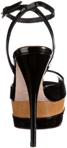 Sebastian S5202 VERNER, Sandales femme Noir black
