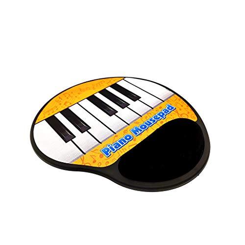 Webla-Play The Piano Jingle Keys Muster Musik Mauspad Elektrisches Spielzeug Geschenk