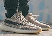 """yeezy_boost_350_V2_""""ZYON""""Unisex Sports Fitness Outdoor Running Sneakers Shoes Men Women Breathable Sneakers Ca"""