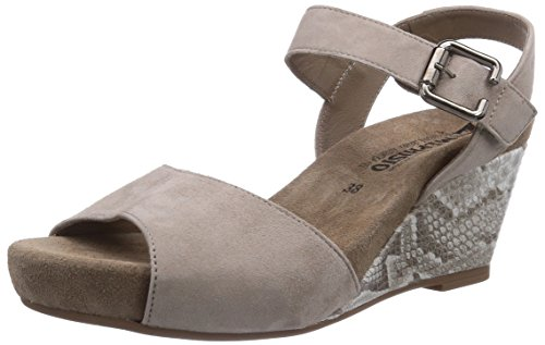 Mephisto BEAUTY VELCALF P.12260/BOA 3312 LIGHT SAND, Sandali donna, Beige (Beige (LIGHT SAND)), 39
