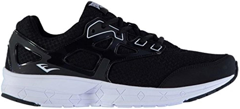 Original Schuhe Everlast Yon käfigbetten Sportschuhe Herren schwarz/weiß Sport Schuhe Sneakers