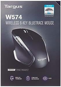 Targus BlueTrace AMW574AP-50 Wireless Mouse, Black