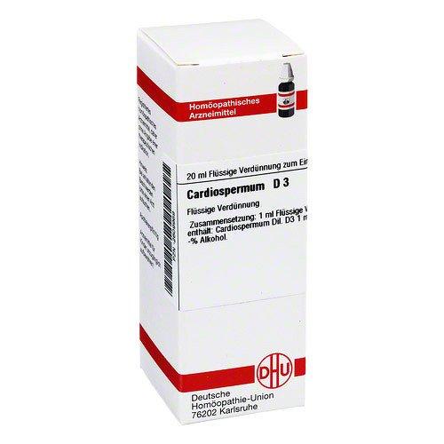 Cardiospermum D 3 Dilution 20 ml