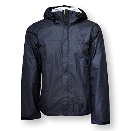 The North Face Men's Venture Rain Jacket, TNF Black, Small (Jacket Rain Venture)