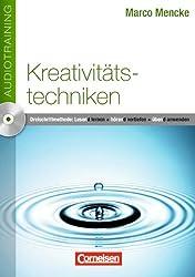Berufskompetenz Audiotraining: Kreativitätstechniken: Buch mit CD