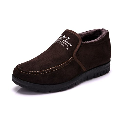 Men's Thickening Middle Slip On Casual Shoes 3