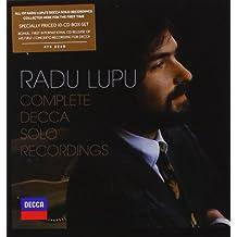 Radu Lupu: Complete Decca Solo Recordings (Coffret 10 CD)