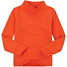 Amazon.es  camiseta cuello alto niña 05605d49580