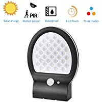 LED-Sonnenenergie-Licht, wasserdichtes Licht im Freien LED-Sonnenenergie-Bewegungs-Sensor-Gartenlicht preisvergleich bei billige-tabletten.eu