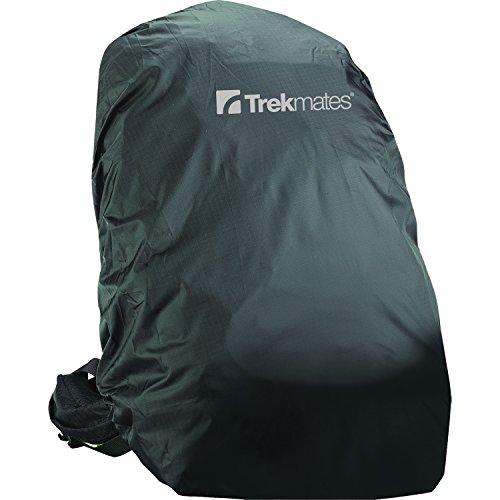 Trekmates Backpack Rain-Cover L wasserdichte Regenabdeckung Regenschutz Regenhülle Rucksack Schutzüberzug für Größen 65 - 85 Liter