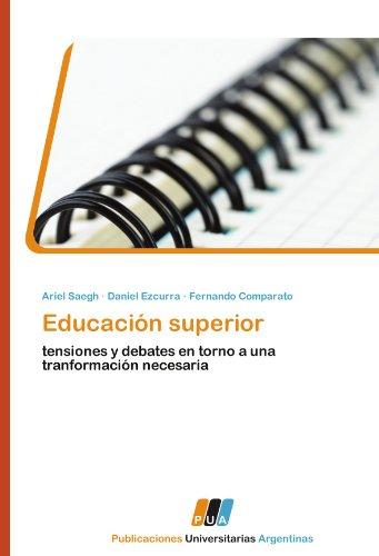 Educacion Superior por Saegh Ariel