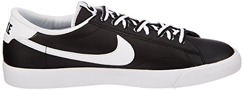 Nike Herren Tennis Classic Ac Nd Low-Top Schwarz (Black/White-Gum Med Brown)