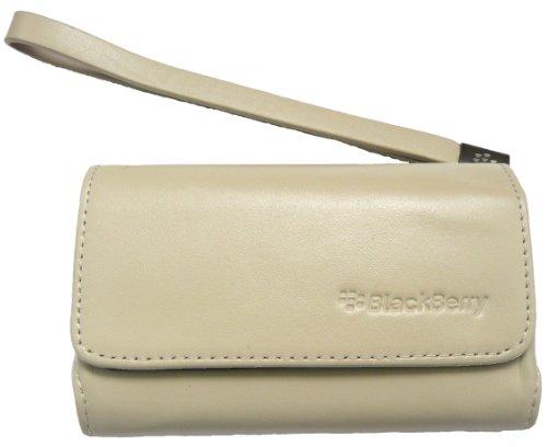 Blackberry ma45736Handy Tasche Elfenbein Handy-Schutzhüllen für Mobiltelefone (Schutzhülle, Q10, Elfenbein)
