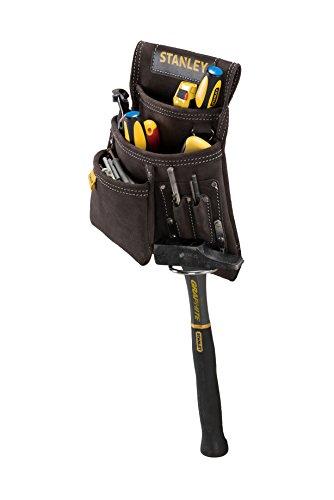 STANLEY STST1-80114 - Bolsa clavos soporte martillo