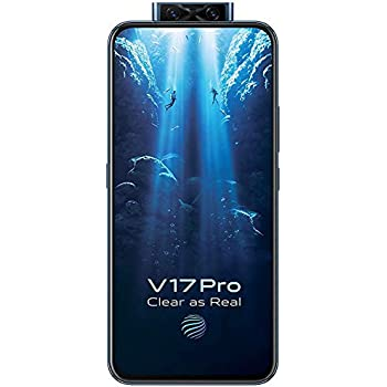 Vivo V17 Pro (Midnight Ocean Black, 8GB RAM, 128GB Storage)