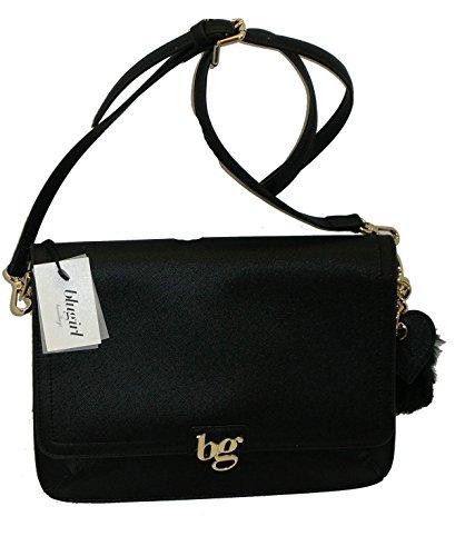 Borsa SHOULDER BAG con tracolla BLUGIRL BG 813003 women bag NERO