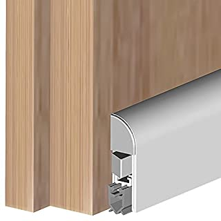 Athmer Wind-EX Automatische Türdichtung Wind EX (für Innentüren) dunkelbronze eloxiert 1110 mm