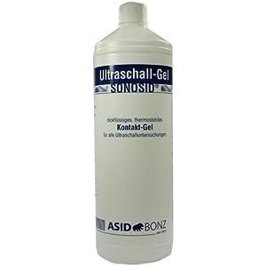ULTRASCHALLGEL Flasche 1000 ml Gel