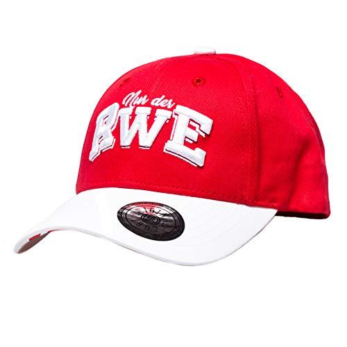 Cap Rot-Weiss Essen Nur der RWE rot One Size (Shop Und Rot Weiß)