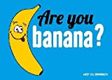Postkarte Forbetter your English 019b Are you banana?
