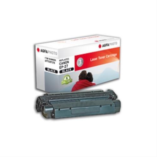 Preisvergleich Produktbild AgfaPhoto APTCEP27E Tinte für Canon LBP3200 Cartridge, 2500 Seiten