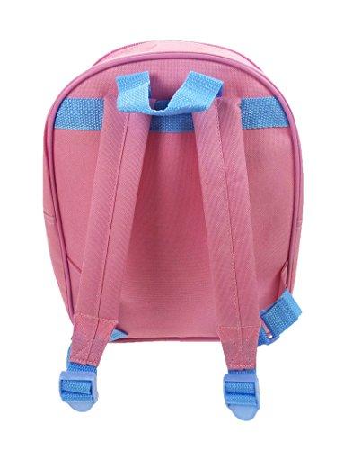 Image of Peppa Pig Arch Pocket Children's Backpack, 32 cm, 9 Liters, Pink