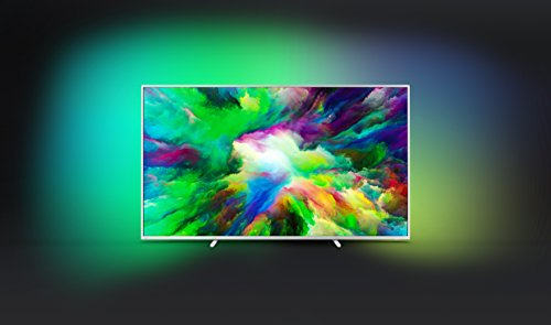 Philips 75PUS7803/12 189 cm (75 Zoll) LED (Ambilight, 4K Ultra HD, Triple Tuner, Smart Fernseher)