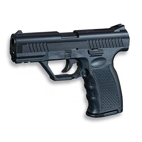 Pistola AIRSOFT.Pesada. Negra. HFC.Munición: Bolas PVC - 6mm.Accionam