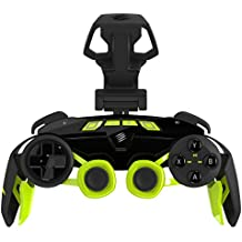 Mad Catz - Mando Modulable L.Y.N.X.3, Bluetooth, Color Verde