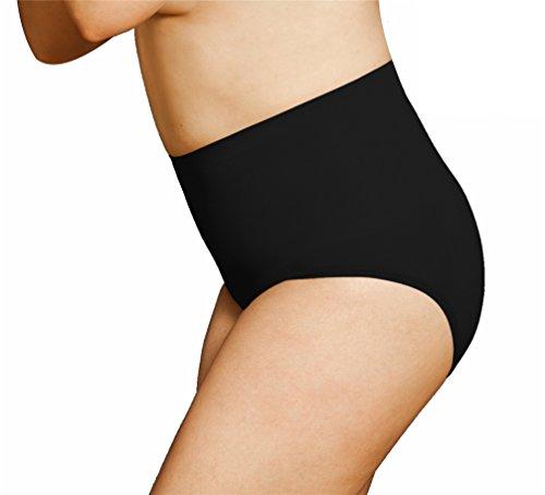 a53380e1950 BODY WRAP Panty Amincissant Sculptant Gainant Grande Taille – Invisible  Sans Couture – Culotte Sculptante Amincissante