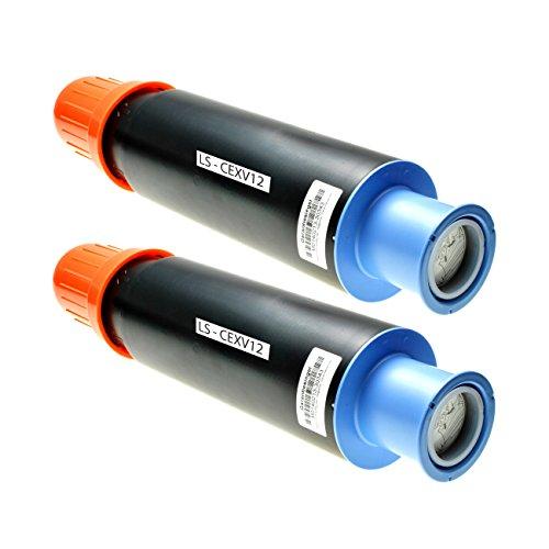 Preisvergleich Produktbild 2 Toner kompatibel für Canon C-EXV12 schwarz Imagerunner 3035 3045 3235 3245 N I