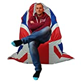 Large Bean Bag Giant indoor/Outdoor Beanbag XXXL Union - Best Reviews Guide