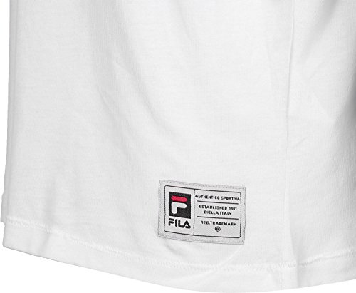 Camiseta Fila Money Tee M67 Bright White
