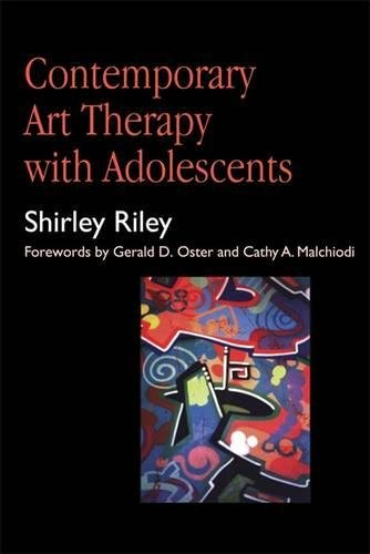 Contemporary Art Therapy with Adolescents