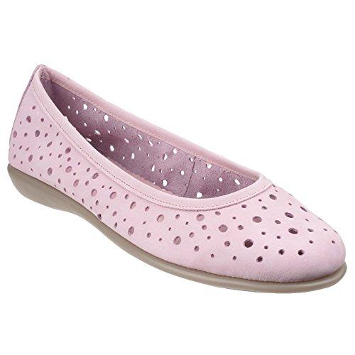 The Flexx New Passion - Chaussures d'été aérées en cuir - Femme Ocre