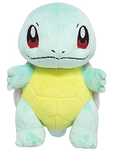Sanei-Pokemon-All-Star-Series-PP19-Squirtle-Stuffed-Plush-6