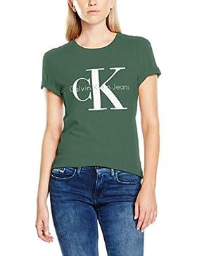 Calvin Klein Jeans - SHRUNKEN TEE, T-shirt da donna